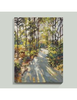 A Sunlit Stroll Art by Ballard Designs