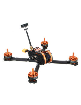 Eachine Tyro99 210mm Diy Version Fpv Racing Rc Drone F4 Osd 30 A Bl Heli S 40 Ch 600m W Vtx 700 Tvl Cam by Eachine