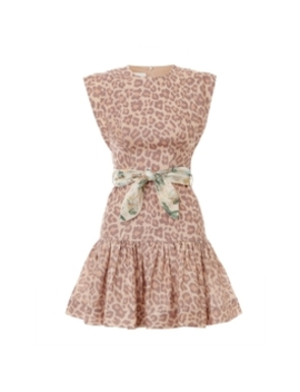 Kirra Flounce Short Dress by Zimmermann
