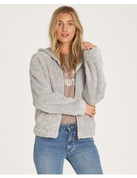 Reine Down Fleece Jacket by Billabong