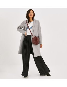 Pantalon Large & Plissé Femme by Promod