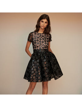Sequin Dress by Maje