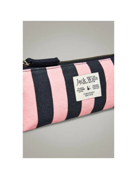 Walburn Stripe Pencil Case by Jack Wills