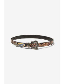 Cintura Paisley Boho by Desigual