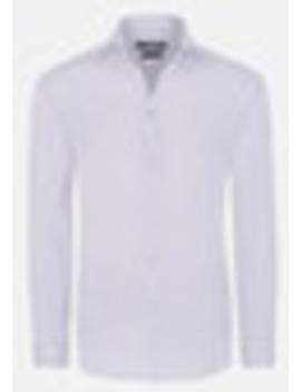 Grape Cyrus Slim Dress Shirt by Connor
