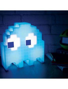 Pac Man Pixel Ghost Lamp by Men Kind