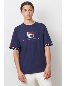 Rosso Tee by Fila