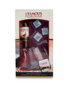 The Famous Grouse Whisky Gift Set by Aldi