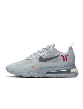 Nike Air Max 270 React Just Do It Grey | Ct2203 002 by The Sole Supplier