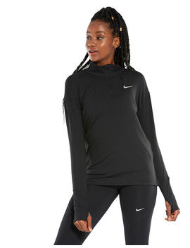 Nike Womens Element Half Zip Top by Nike