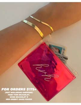 The Bracelets We're Wearing (Free Gift!!) by Shophrh