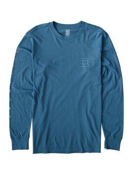 Unity Long Sleeve T Shirt by Billabong