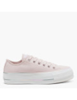 Chuck Taylor All Star Intergalactic Lift Low Top Barely Rose by Converse