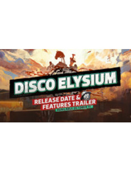 Disco Elysium by Steam
