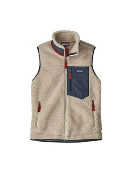 Patagonia Women's Classic Retro X® Fleece Vest by Patagonia