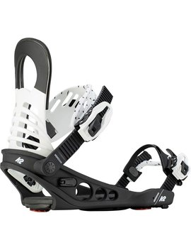 K2  Meridian Snowboard Bindings   Women's 2019  K2 Meridian Snowboard Bindings   Women's 2019 by Evo