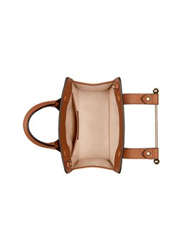 The Strathberry Nano Tote   Tan by Strathberry
