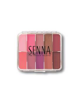Senna Mini Slipcover Cream To Powder Palette by Senna