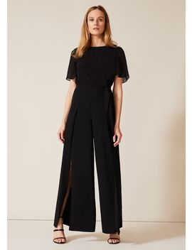 Johanna Wide Leg Jumpsuit by Phase Eight