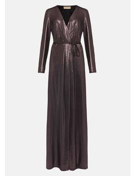 Joanne Wrap Maxi Dress by Phase Eight
