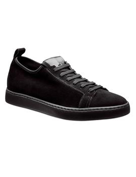 Nubuck Low Top Sneakers by Santoni Nubuck Low Top Sneakers