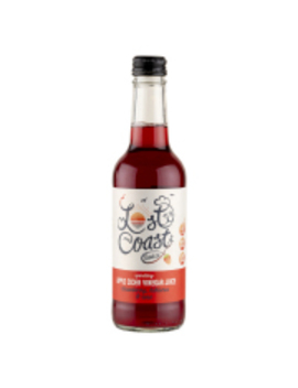 Lost Coast Strawberry, Hibiscus & Rose Apple Cider Vinegar Juice Drink 330ml by Lost Coast Strawberry, Hibiscus & Rose Apple Cider Vinegar Juice Drink 330ml
