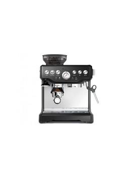 Breville Barista Express Espresso Machine   Black Sesame by Harvey Norman