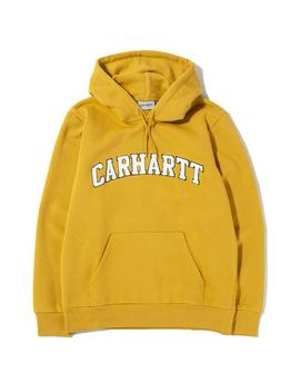 Carhartt Wip Princeton Pullover Hoodie / Colza by Carhartt Wip