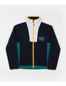 Parlez Yard Fleece Sweatshirt   Navy by Parlez