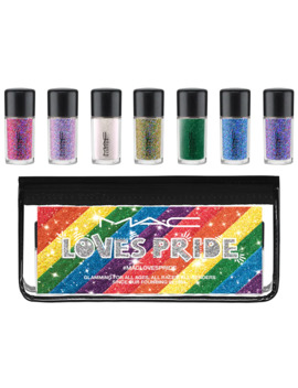 M·A·C Loves Pride Glitter Kit ($98 Value) by Mac Cosmetics