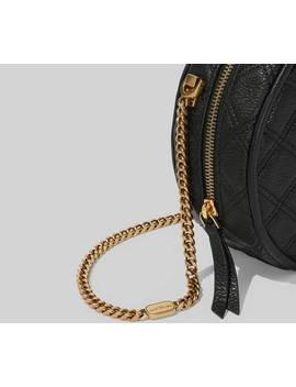 The Status Round Crossbody by Marc Jacobs