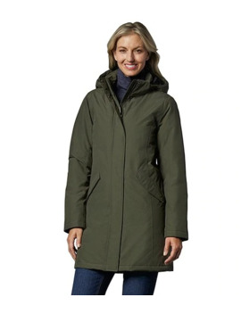 Women's T Max Water Resistant Hd2 City Parka by Denver Hayes