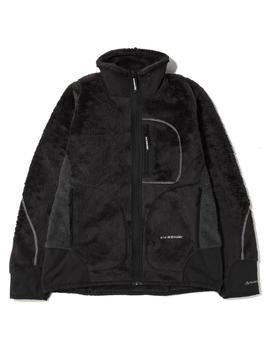 And Wander High Loft Fleece Jacket / Charcoal by And Wander