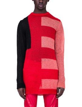 Rick Owens Knitwear Ru19 F4627 Kais 133139 by Rick Owens