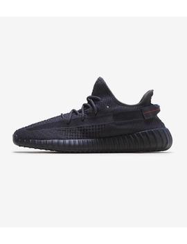 """Adidas Yeezy Boost 350 V2 """"Black"""" by Adidas"""