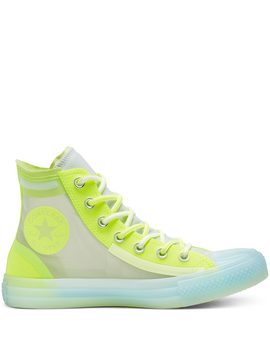 Translucent Mesh Utility Chuck Taylor All Star High Top Für Damen by Converse