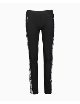 Logo Tape Side Mono Trackpant by Versus Versace