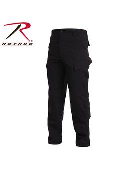 Rothco Combat Uniform Pants   Black by Rothco