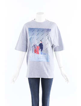 2018 Photoshoot Oversized T Shirt by Balenciaga