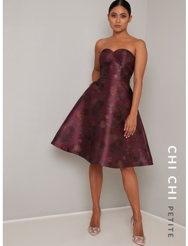 Chi Chi Petite Huxley Dress by Chi Chi London