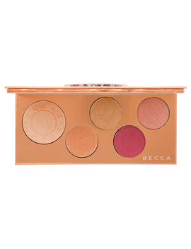 Pop Goes The Glow Face & Eye Palette by Becca