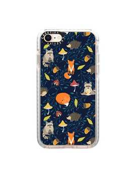 Cute Animals. Foxes, Hedgehogs, Raccoons by Casetify
