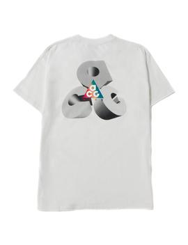 Nike Acg T Shirt / Summit White by Nike