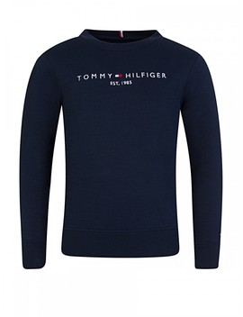Neil Barrett Kids Grey Thunderbolt Sweatshirt by Tommy Hilfiger