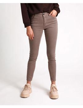 Pantalón Skinny Estampado by Pimkie