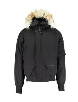 Chilliwack Fur Hooded Bomber by Canada Goose