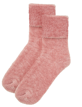 Super Fluffy Cosy Sock by Accessorize