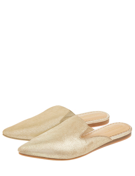 Lydia Mule Shoes by Accessorize
