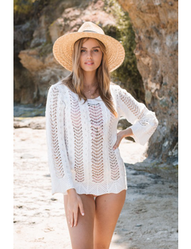 Spider Web Sweater by Amaryllis Apparel