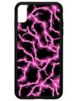 Electric Pink I Phone Xs Max Case by Wildflower Cases
